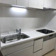 システムキッチン(食洗機付き)(キッチン)